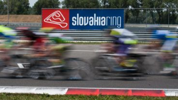 24Hr Slovakia Ring Cycling Race